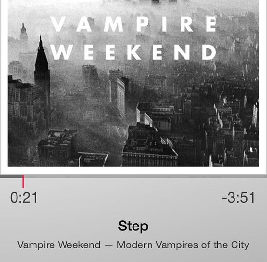 We saw the stars when they hid from the world.. ✨ Hello World Hi! Musicmylife Vampireweekend Step Vampireweekendstep Goodnight