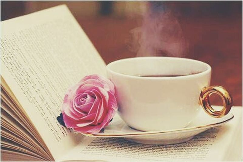 Coffee Time Rose🌹 Reading