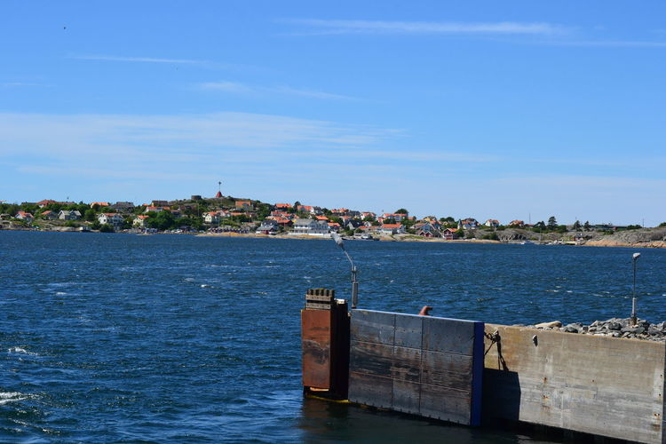 Archipelago Architecture Beauty In Nature Day Gothenburg Gothenburg, Sweden Harbour Honolulu  Island Nature No People Outdoors Sea Sea And Sky Sky Sweden Water Waterfront
