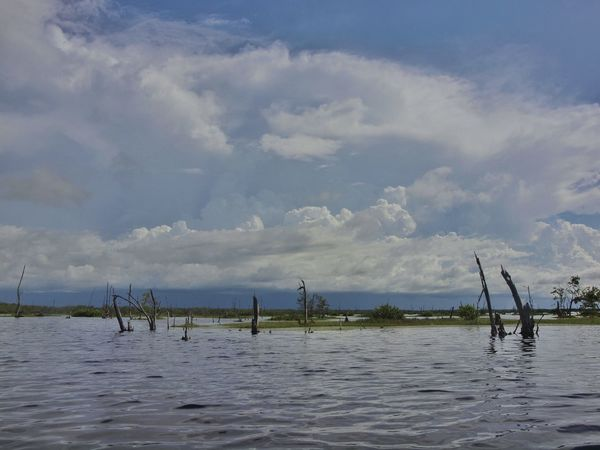 Bigi Pan Clouds And Sky Nature Nature Photography Suriname Surinam