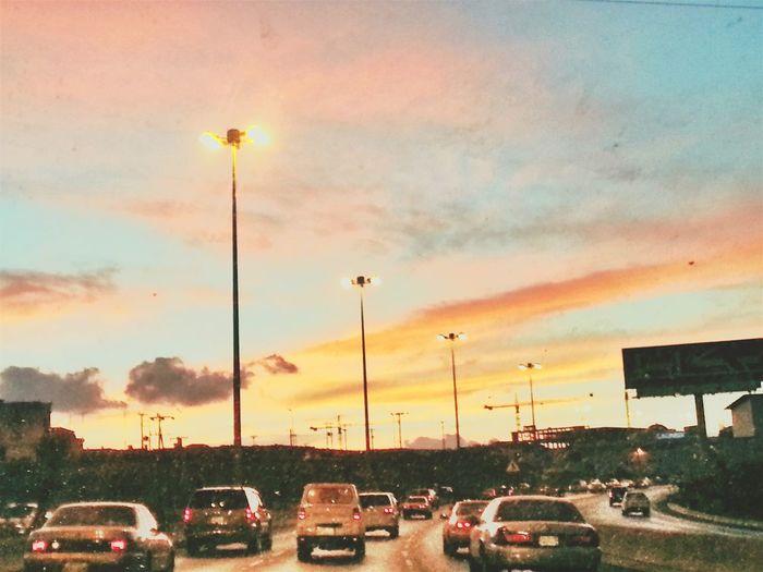 Gradient skies