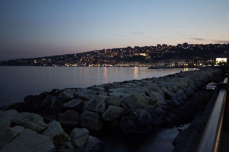 Mergellina, Naples Napoli Mare Sea