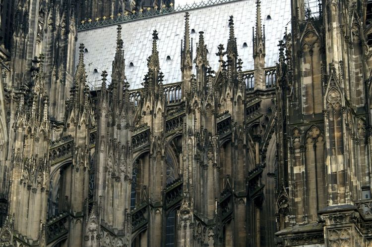 Kölner Dom Built Structure Architecture Outdoors Religion