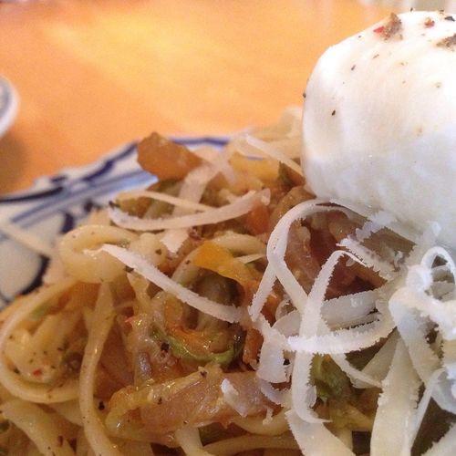Pasta Spaghetti Espaguti Cooking Cosinando Mozarella Queso Cheese