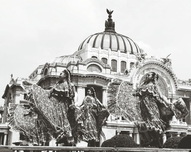 Las Bellas Artes Taking Photos First Eyeem Photo The Following Mexico Landscape Cultural Dance Folklore Folklormexicano