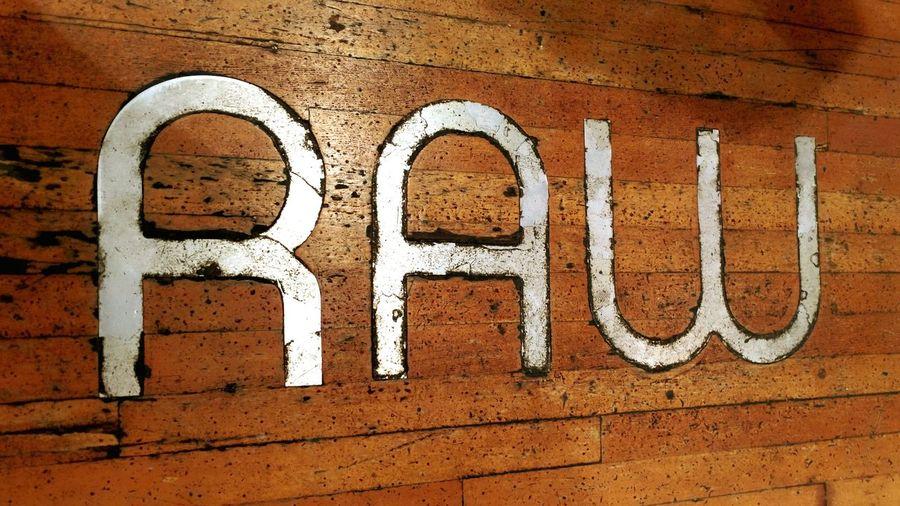 Raw Floor Art