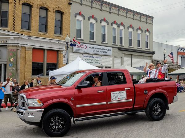 56th Annual National Czech Festival - Saturday August 5, 2017 Wilber, Nebraska Americans Camera Work Celebration Czech-Slovak Event FUJIFILM X100S Getty Images Nebraska Photo Essay Small Town America Storytelling Visual Journal Wilber, Nebraska Architecture Building Exterior Car Culture And Tradition Cultures Czech Days Czech Festival Day Documentary Land Vehicle Outdoors Parade Photo Diary Real People Red Small Town Stories Transportation