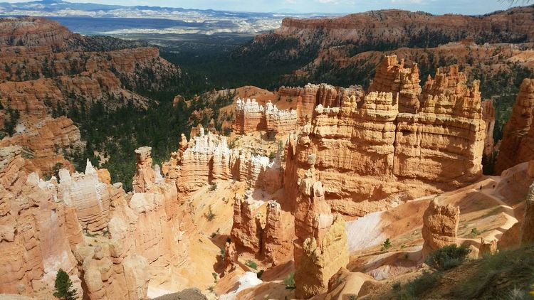 Bryce Canyon Utah Beautiful Great Outdoors With Adobe