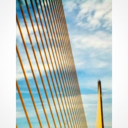 Sunshineskyway Sunshineskywaybridge Tampabay Florida Ilovebridges