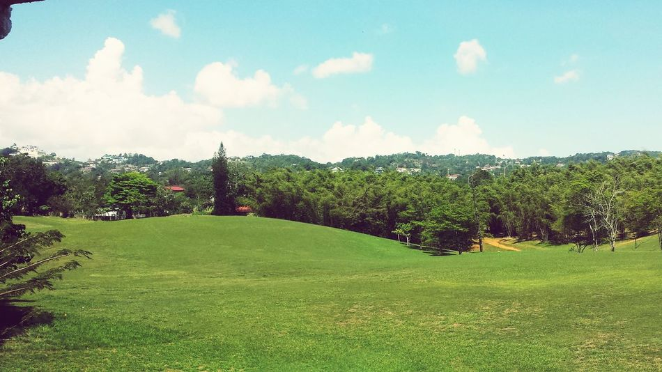 The Manchester Club Golf Course Mandeville Jamaica Nice Day Golfview Hotel Balcony View