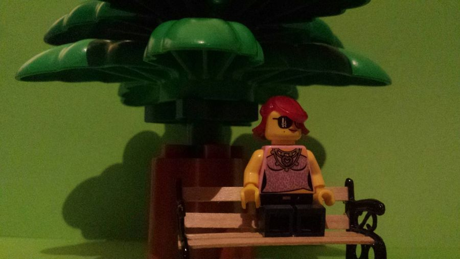 Daisy wishes you all a very happy Treegasmic Tuesday today! 😂 Adventures Of Mini Me Lego Minifigures LEGO Legophotography Check This Out Streamzoofamily Smile Its Tuesday Lol Somethingdifferent For My Friends That Connect