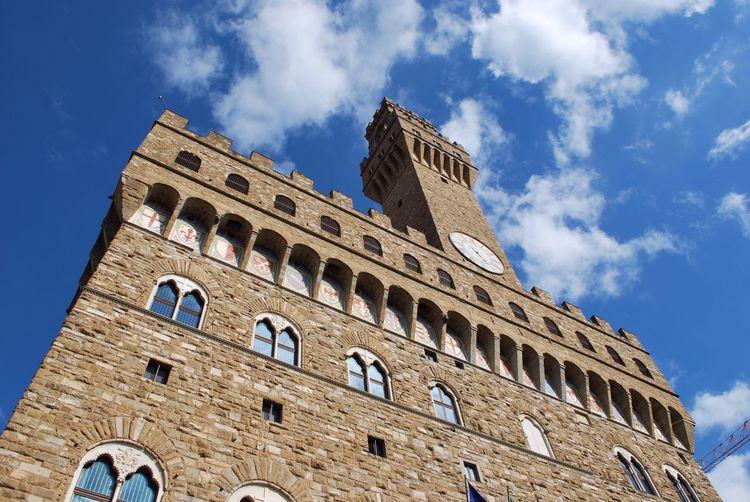 Palazzo Vecchio, Firenze Firenze Palazzo Vecchio Piazza Della Signoria Florence Italy Tuscany