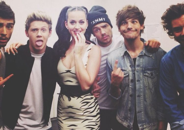 Love them so fucking much✨? One Direction Katy Perry Idols Perfect