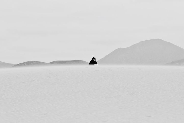 Loneliness Sand Dune Moments Relaxing People Relax Calm Before The Storm Nature Photography Loneliness Blackandwhite Photography Black And White