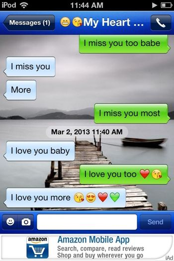 Our convos >>>>