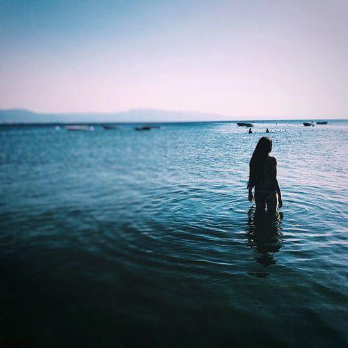 Swim Sea Summer First Eyeem Photo