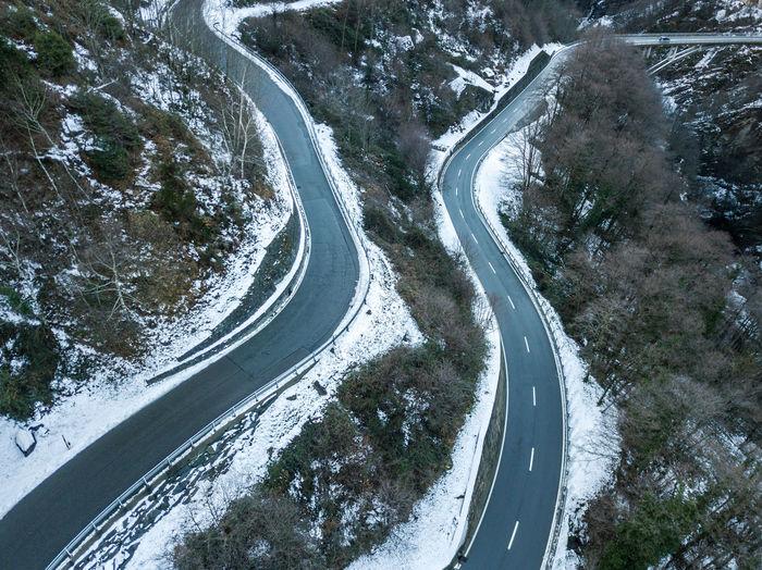Road Curve No