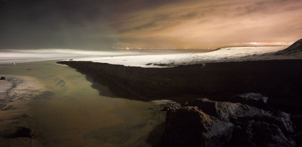 raw....this is erosion Long Exposure Night Beauty In Nature Nature Dark Ocean Nofilter Astronomy Wave Water Galaxy Sea Beach Sunset Sand Summer Space Surf Tide Flowing Water Stream Coast Power In Nature Flowing Stream - Flowing Water Rushing