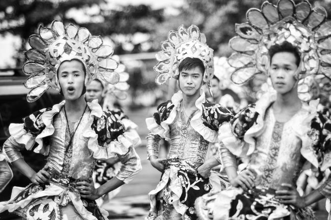 Ormoc City Sinulog Festival 2018 2018 Plaza Boys Nikon Nikonphotography D7000 Nikon D7000 Prime Lens 85mm 85mm 1.8 Sinulog Sinulog Festival Street Dance Dancing Lgbt Black And White Gloomy Dancers Ormoc City Ormoc City Ph Leyte Philippines Ormoc City Sinulog Festival Old-fashioned Beauty Two People Young Adult Outdoors