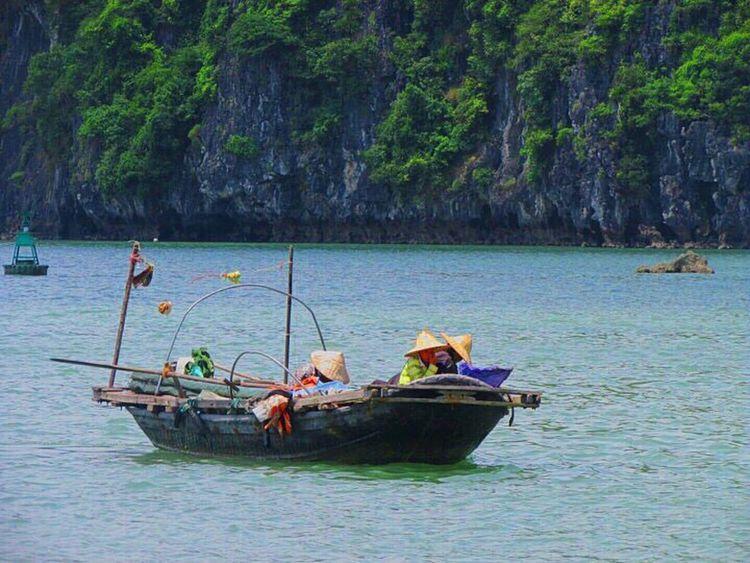 The Following My Commute-2016 EyeEm Photography Awards My Commute Commute Atwork At Work Halong Halongbay Halong Bay Vietnam Halong Bay  Market On The Sea Dulich , #dulichvietnam , #dulichvongquanhvietnam , #du Lich , #dapxe , #phuotxedap The Colours Of Life Ocean Life Enjoying Life Nghiaocdao FOLOW  Vietnam Trip Vietnamese Vietnam Viet Nam QuảngNinh The Commute Life People Of The Oceans