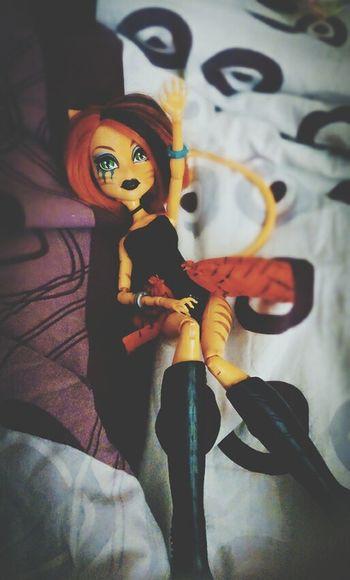 Monsterhigh Toralei Stripe Mattel