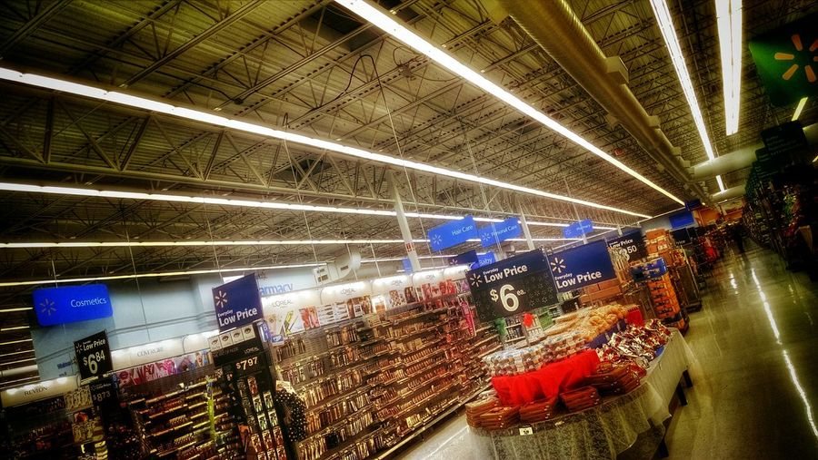 Walmart Latenight Class Scottsdale DRUNKEN NIGHTS People Watching PhonePhotography OpenEdit