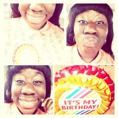 May 3 My Birthday