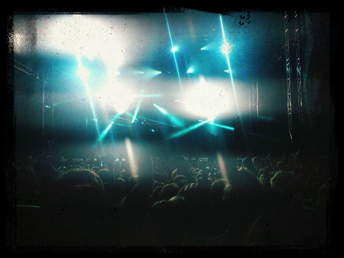 Festival Gatufesten Maskinen Concert
