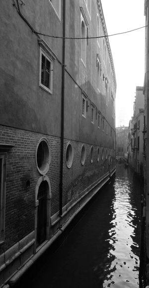 Architecture Water Venice View Low Angle View Bridge - Man Made Structure Travel Destinaton Tranquility Building Exterior