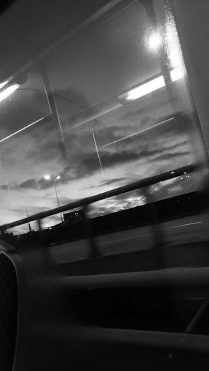City Bridge Urban Riga Latvia Speed Motion Blur Motion Public Transportation Town Road Highway Highwayphotography Photography Sky Blackandwhite Black And White Blackandwhite Photography Bw Autumn Pics Car Transportation Mode Of Transport Cloud - Sky No People Land Vehicle Sky Outdoors Day