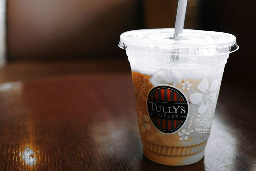 Tullys TULLYSCOFFEE Coffee Cafe Lunch