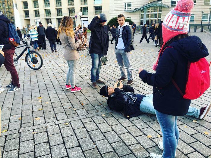 Walking Lifestyles Real People City Outdoors Women Large Group Of People People Day Crowd Adult Berlin Capture Berlin