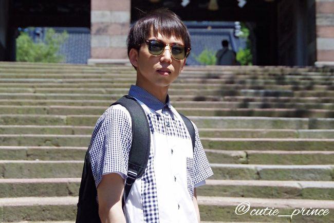 Summer Views me. Commedesgarcons Fashion Eye4photography  EyeEm Best Shots EyeEm Nature Lover Korean Japan Followme Follow4follow