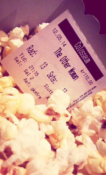 MOVIE Kino Date Popcorn