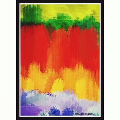 Abstractarts ArtWork Iloveart Color Portrait Paintings Colorful Colorsplash Digital Art