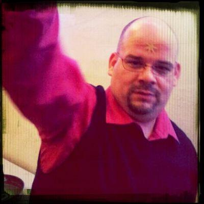 Ik ben hier zowaar @SvenOrnelis tegen het lijf gedanst!