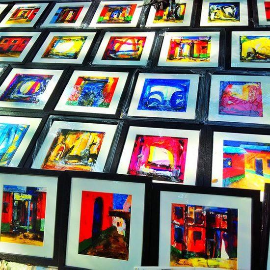 Chitrasanthe Art Bangalore Color Artfair Painting Frames India
