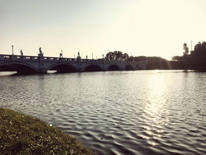 Water Sky Built