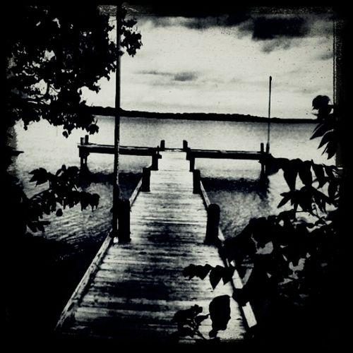 Lake Blackandwhite Followme Deck