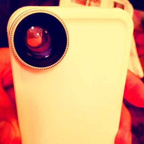 Hell yes new 2x  Lens for my iphone4s Kodak is Beast and it fits on my lifeproof case