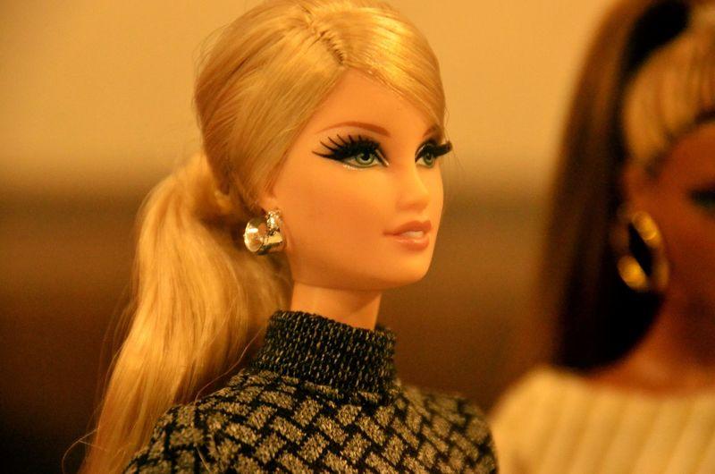 I'm a barbie