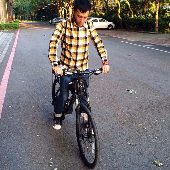 我是單車男孩