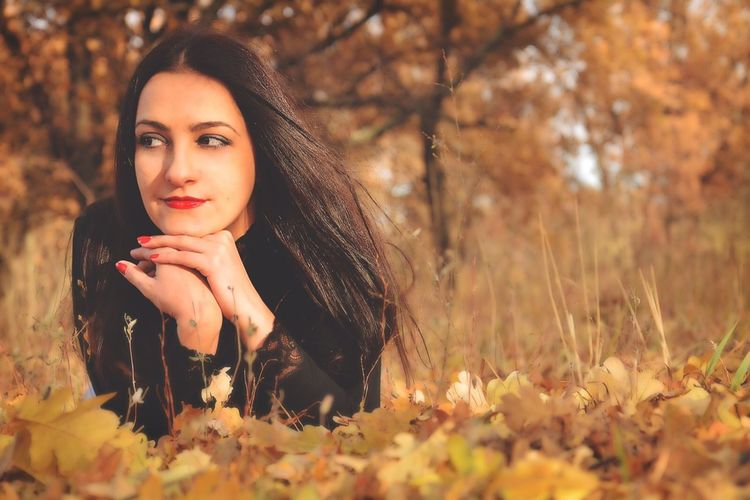 Волгоград That's Me autumn yellow forest Relaxing