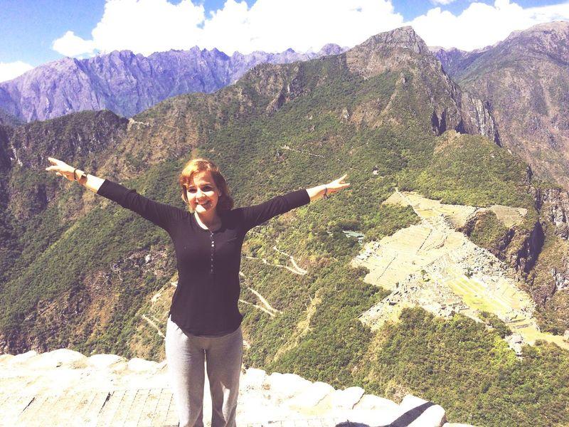 Huayna Picchu Machupichuview