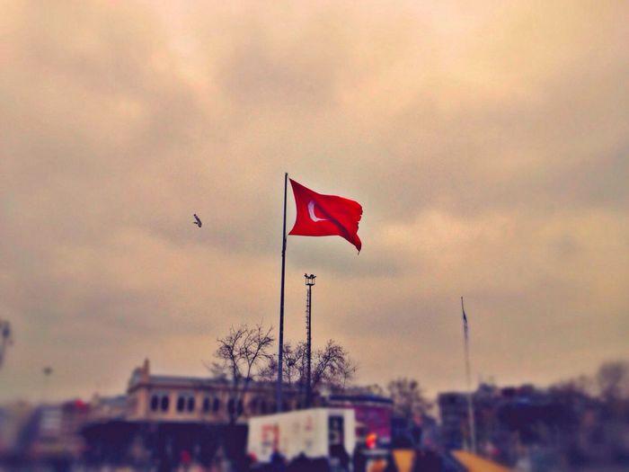 Kadıköy Rıhtım Istanbul Bayrak Instagram People Türkiye