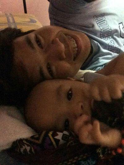 i miss this cute only boy pamagkin in our family! Baby Brhyliie kelan ba tayo ulit magkikita,aaway na ako dto ng ate abigee mo..hahah mwahhh 🐱🐇🐁😛😘
