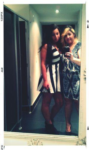 took a mirror pic hahaha #steksinamirror