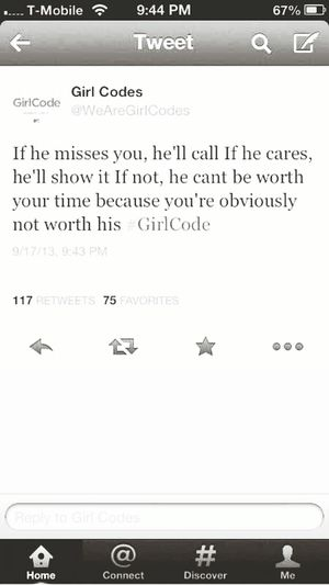 Twitter Girl Code Does He Really Like You?.