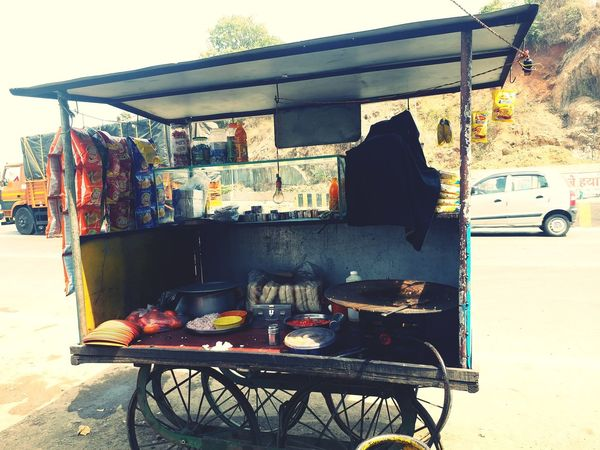stop n eat Streetfood Worldwide Indian Road Eggburji India Mumbai Thane Car Wash Land Vehicle Car Parking Vehicle