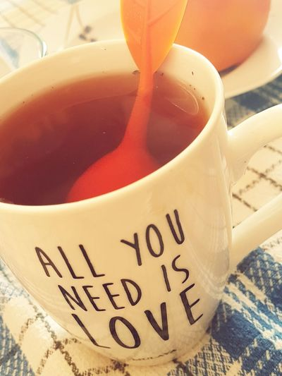 All you need is love Tea Cup Hot Drink Autumn Canet SPAIN Drink Winter Soft Focus Teabag Tea Cup Black Tea Tea Afternoon Tea Tea - Hot Drink Tea Leaves Saucer Teapot Green Tea Chinese Tea Herbal Tea Autumn Mood
